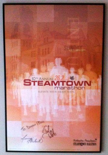 SteamtownMarthonPoster