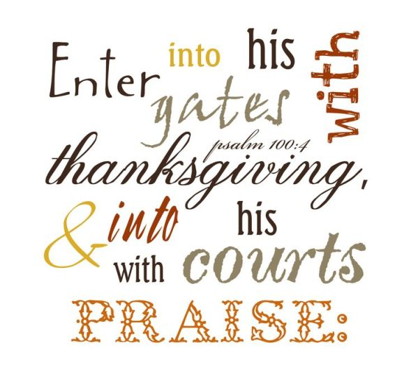EnterWithThanksgiving