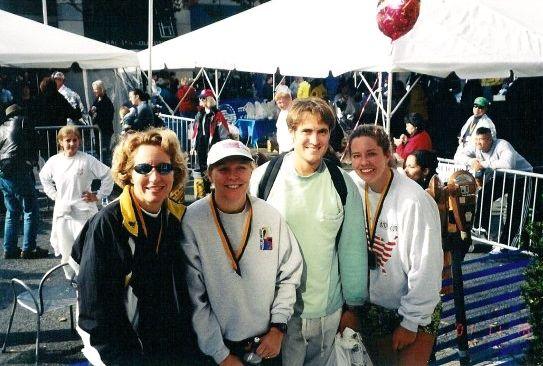 MarathonInTheParks2001Gang