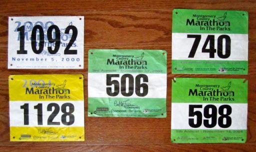 MarathonInTheParksRaceBibs