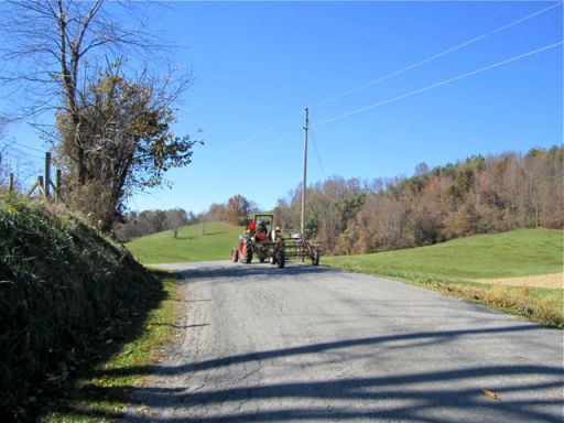 TractorCountryRoad