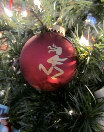 RunnerGirlPicOrnament