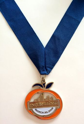 GeorgiaMarathonMedal