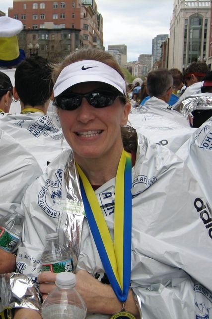 Boston Marathon memories