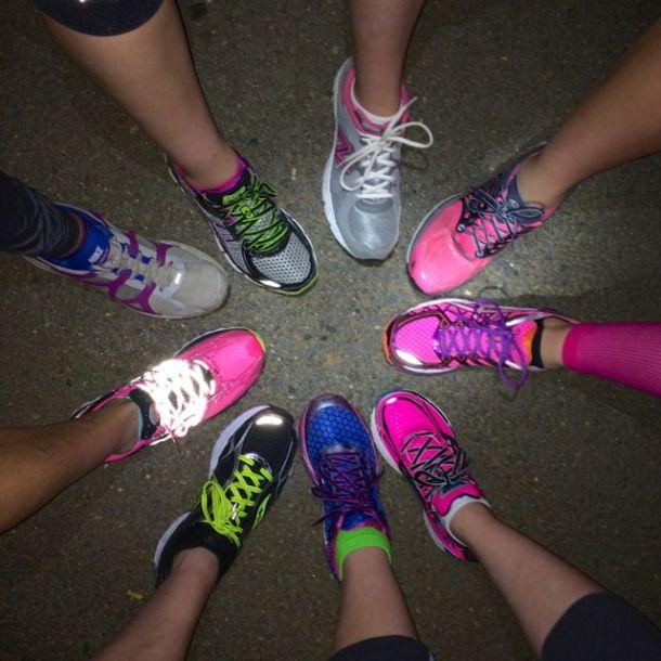 SaturdayMorningRunningShoes