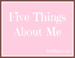 FiveThingsAboutMePoster