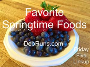 FavoriteSpringtimeFoodsPoster