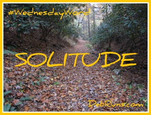WednesdayWordSolitudePoster