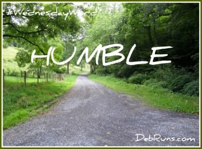 WednesdayWordHumblePoster