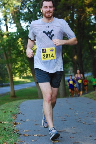 2015 Parks Half Marathon - Photo by Matthew DiFonzo, MCRRC