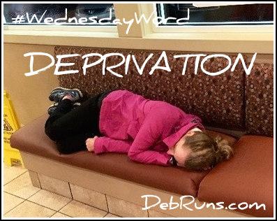 WednesdayWordDeprivation