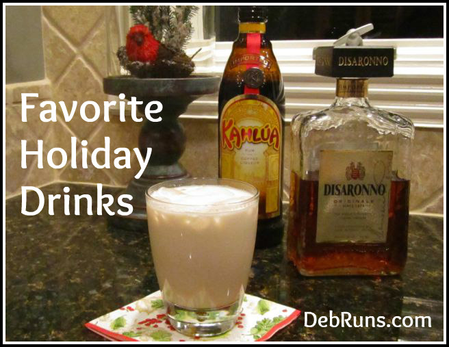 Favorite holiday drinks