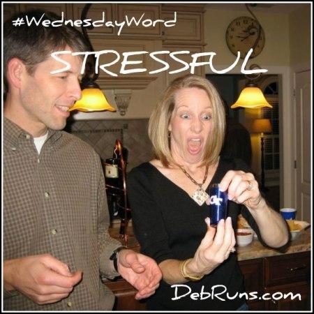 WednesdayWordStressful