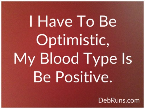 OptimisticBePositiveQuote