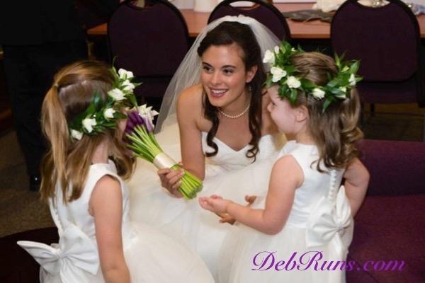 WeddingJulieFlowerGirlsSignature
