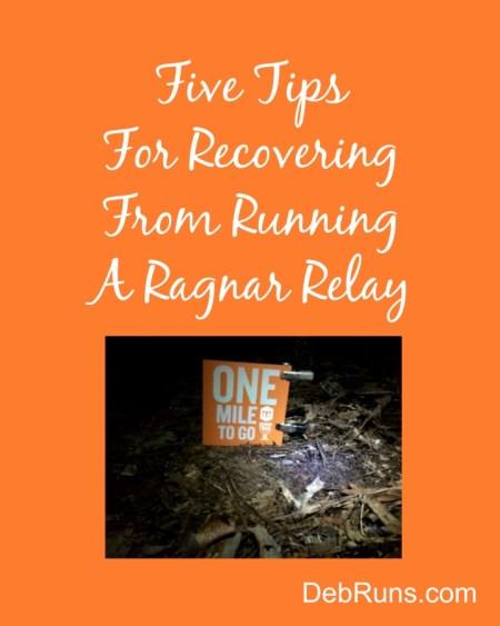FiveTipsRecoveringRagnarRelay