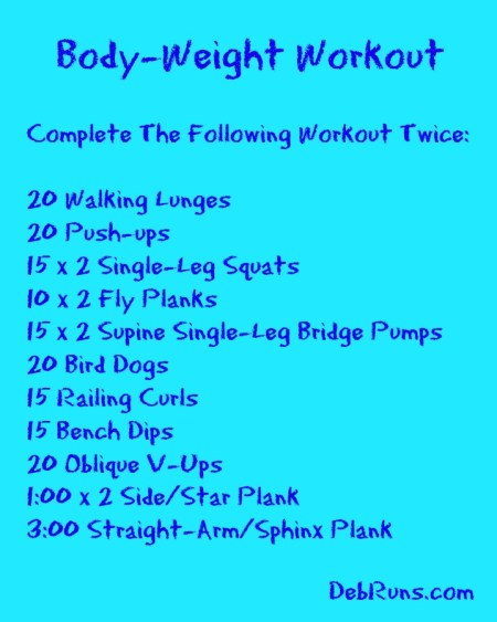 bodyweightworkout