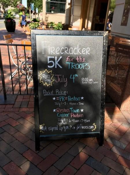 2019 Firecracker 5K