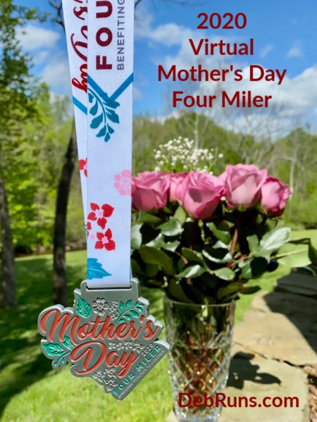 Mother's Day Four Miler