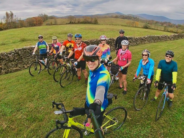 42-Mile Fauquier County Longhorn Ride