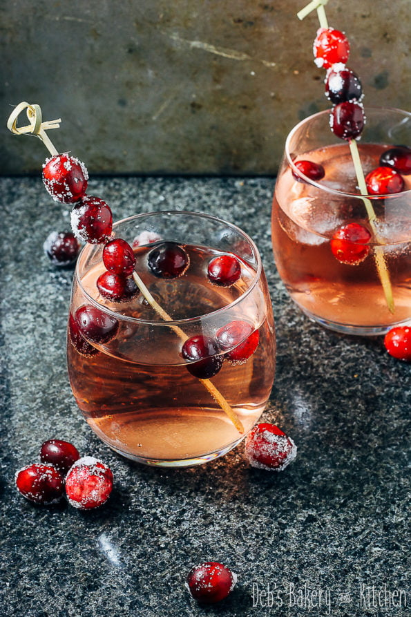 kerstcocktail