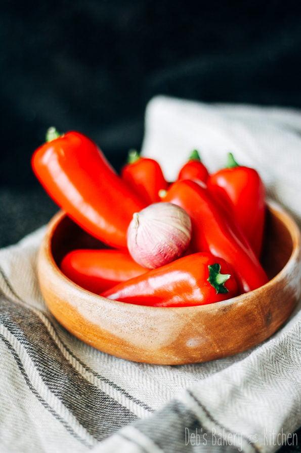 homemade chilisaus