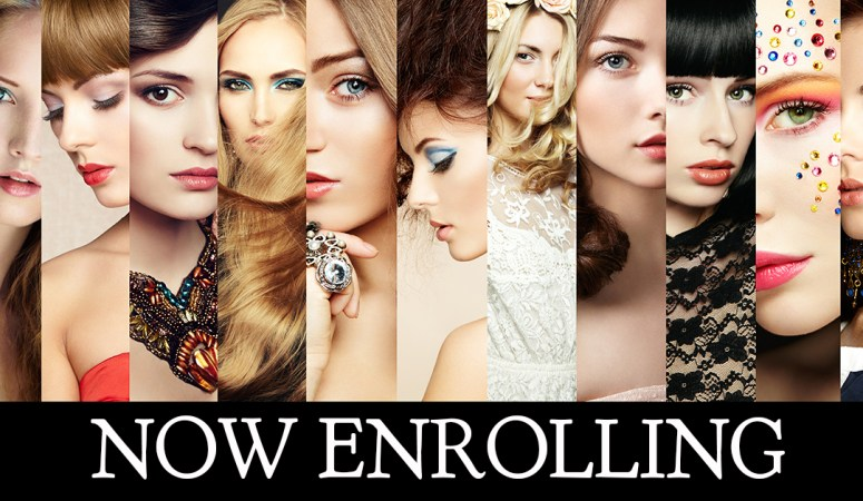 Now Enrolling for 2016 Courses in Cosmetology, Esthetics & Nail Technology