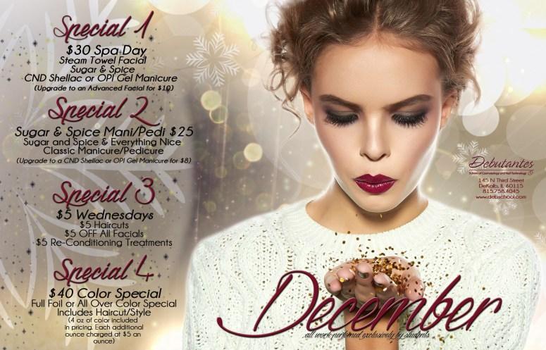 December Specials 2015