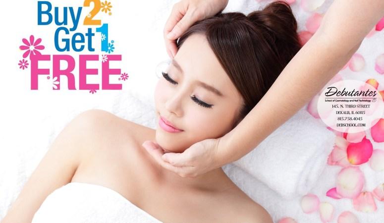 Buy 2 Get 1 FREE! Microdermabrasion & Chemical Peels