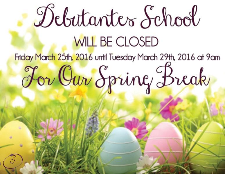 Spring Break Debutantes RGB 2016