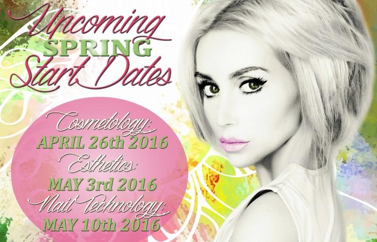 Upcoming Spring Start Dates Facebook