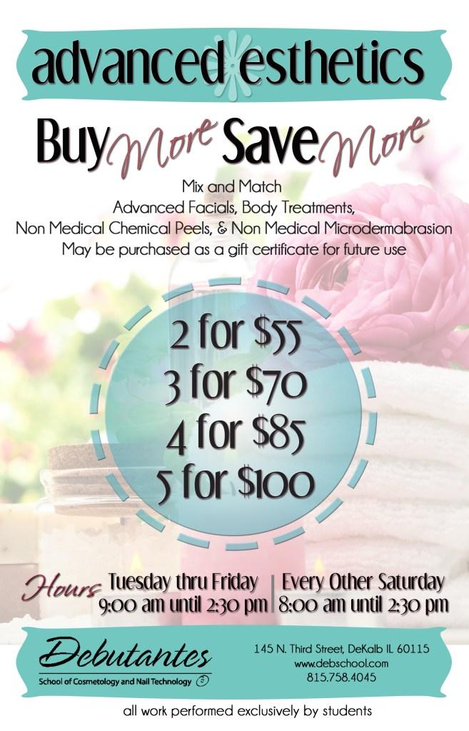 Buy More Save More Esthetics
