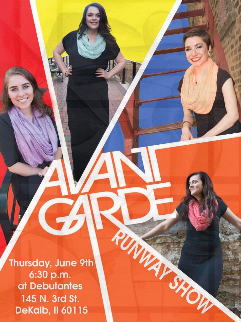 Avant Garde Runway Show  06.09.16