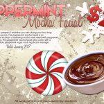 $25 Peppermint Mocha Advanced Facial