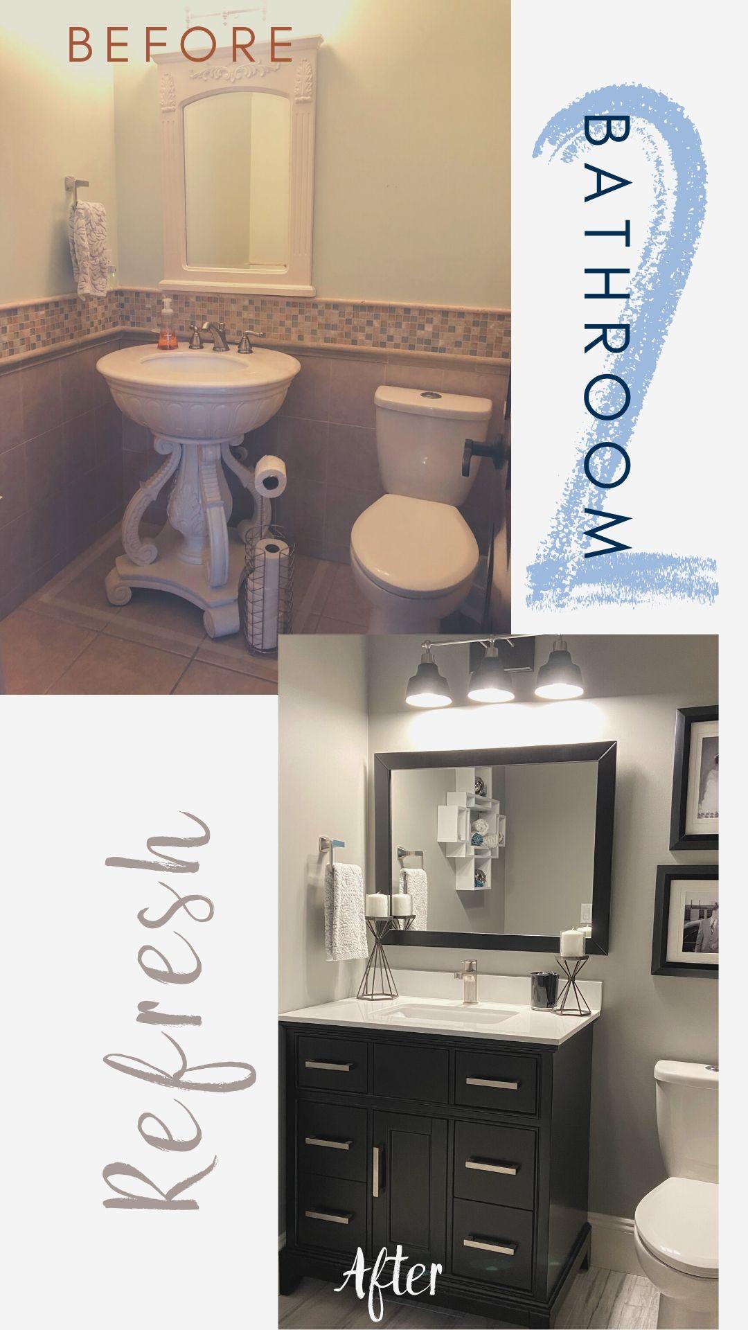Orange Park designer tackles bathroom design