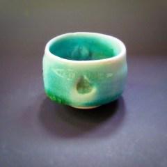 Wood/salt fired porcelain