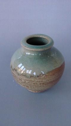Wood salt fired stoneware