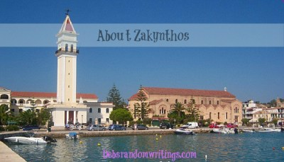 Zakynthos; A Beautiful Greek Island…