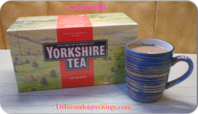 Mommy Reality #18 – Treat Yourself…To Tea!