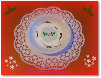 Please Don't Make The Christmas Pudding Mum!…