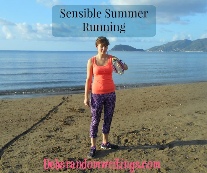 sensible summer running