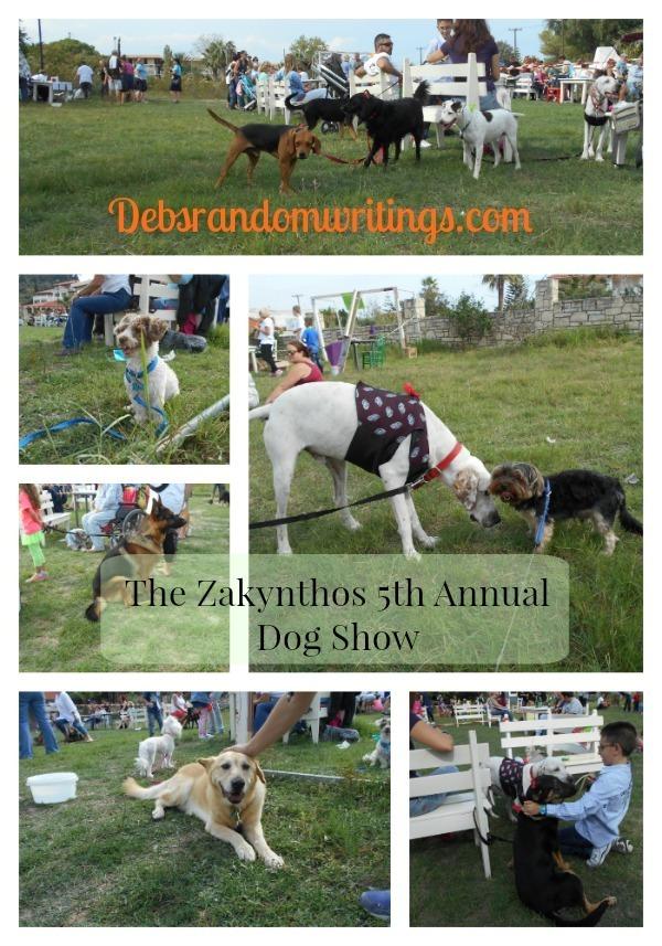 Zakynthos dog show