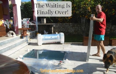 The Waiting Is Over…