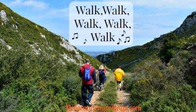 Walk, Walk, Walk, Walk, Walk