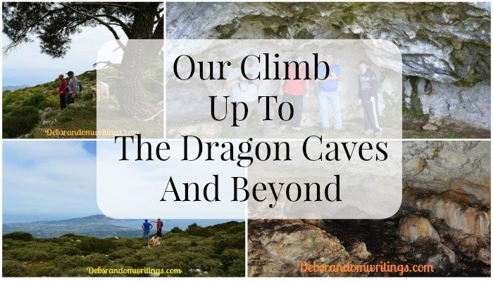 the dragon caves