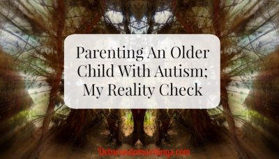Parenting an older child with autism