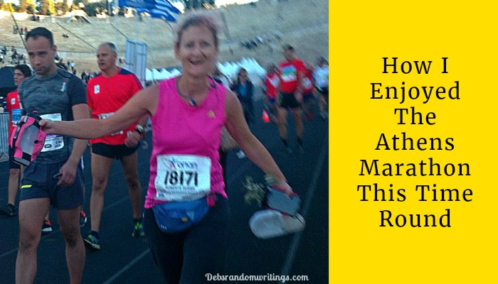 Run a Marathon and enjoy it.