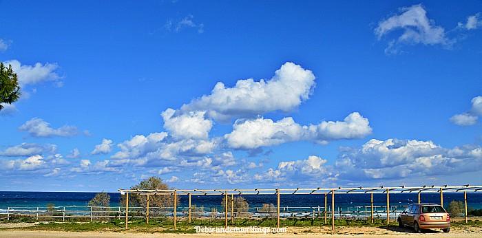 Dafni beach, Zakynthos