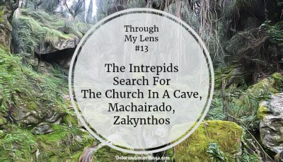 The Intrepid Explorers Search For The Church In A Cave, Machairado