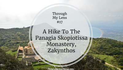 A Hike To Panagia Skopiotissa Monastery On Skopos… And Beyond